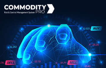 CommodityPro - Risk & Control Management System